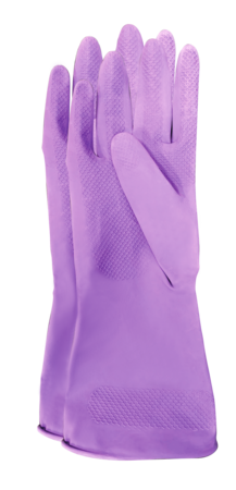 "Latex Gloves Universal ""Chistenot"" (household) Meine Liebe"